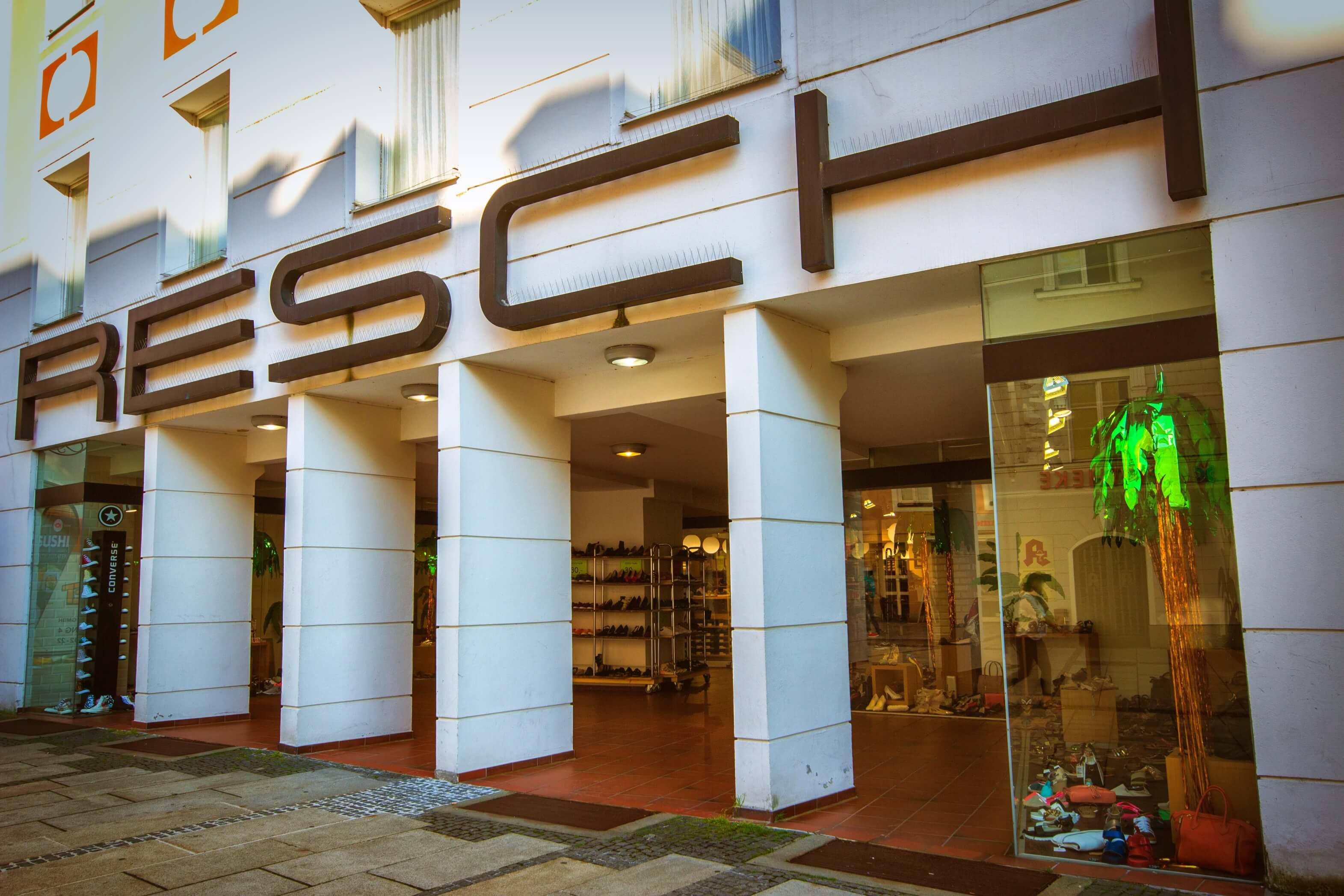 Schuhhaus Resch City Marketing Passau